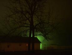 alien glow
