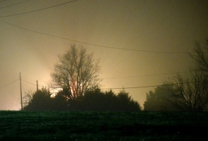 hazy shade of winter