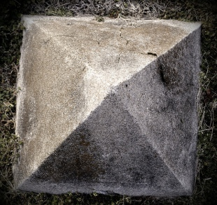 weird pyramid