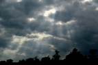 heaven spilling down