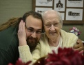 hubby and grandma