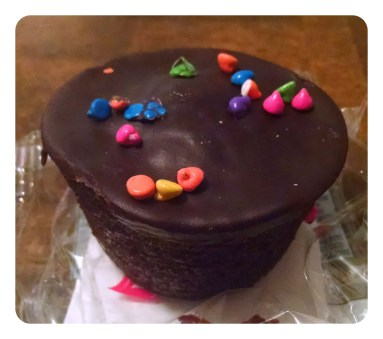 Not a REAL cupcake