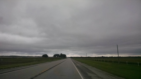 Cloudy days again