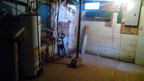 Look! It's a basement!