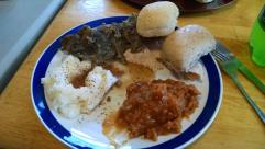 Thanksgiving dinner in Plattsmouth