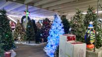 Menards Christmas Village