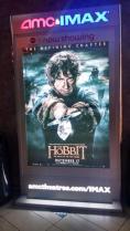 IMAX HFR 3D Hobbit!! Whoo-hooooooo!!!!