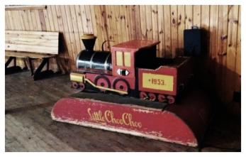Cool train