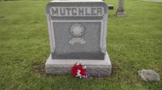 The Mutchler monument