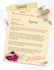 DOMINIK & DOVINA