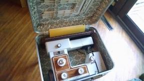 Sewing machine!