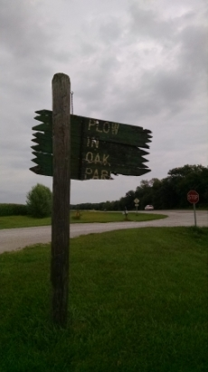 I'd have missed this sign of not for GPS