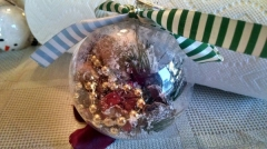 glitzy ornament