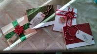 tags and gifts cards