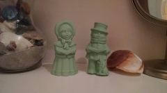 awesome Avon soap people