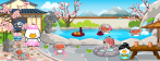 Japanese hot springs