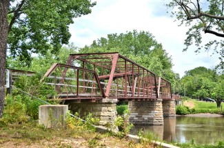 Oakland Mills bridge